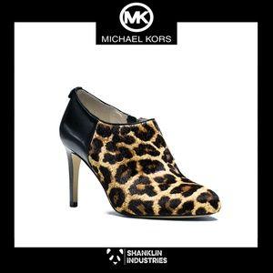 MICHAEL Michael Kors Shoes - MICHAEL Michael Kors Sammy Leopard-Print Haircalf